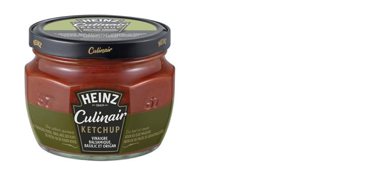 Heinz labels