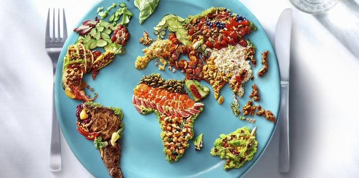 Knorr wereldgerechten