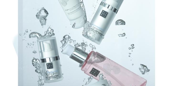 Rituals product splash