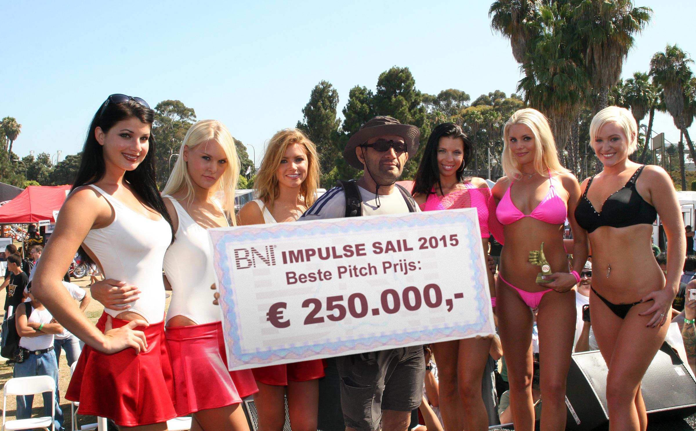 BNI Impuls Sail 2015
